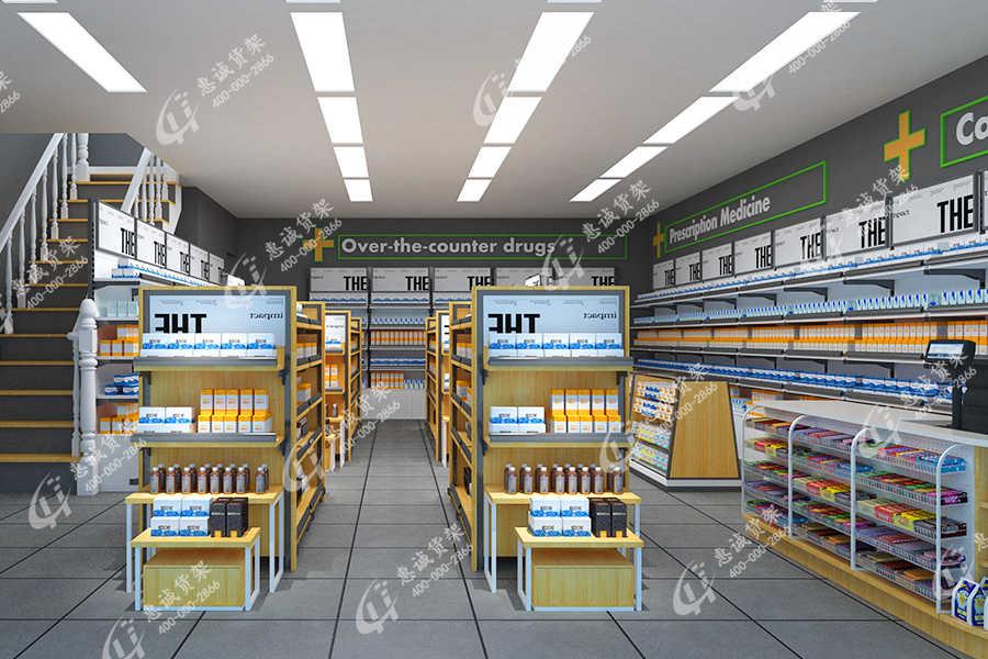 药店货架|中药货架|中药柜|中药货架生产厂家