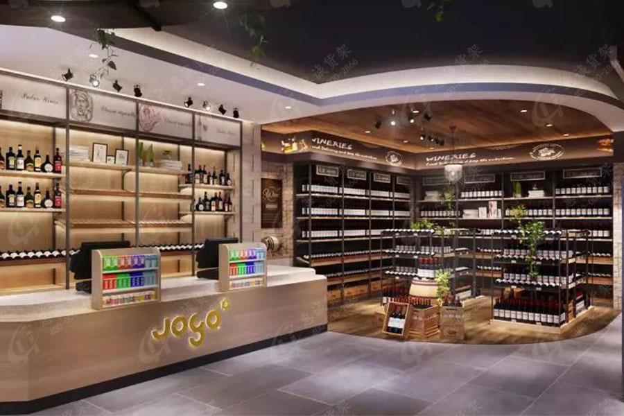 JOGO精品超市货架图片展示1-1