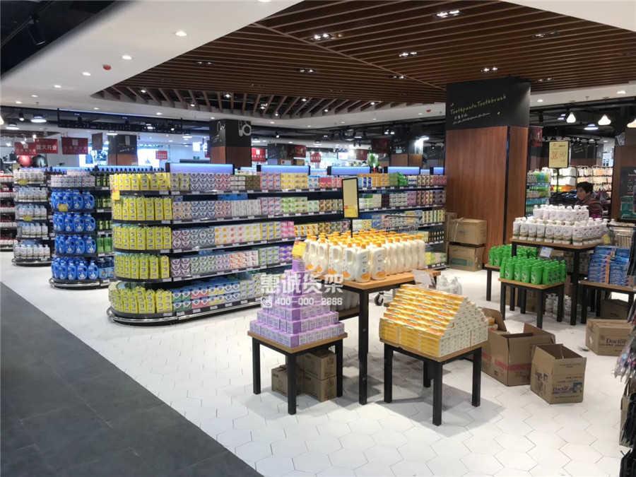 广州洗护用品货架-超市洗护用品货架厂家